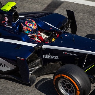 Artem Markelov, Russian Time, F2 Barcelona Test 2017-7132.jpg