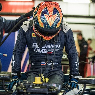 Artem Markelov, Russian Time, GP2 Test Barcelona 2016-4634.jpg