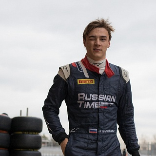 Artem Markelov, Russian Time, GP2 Test Barcelona 2016-4667.jpg
