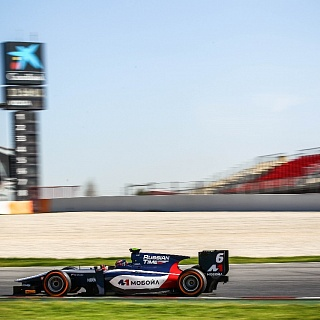 Artem Markelov, Russian Time, F2 Barcelona Test 2017-6751.jpg