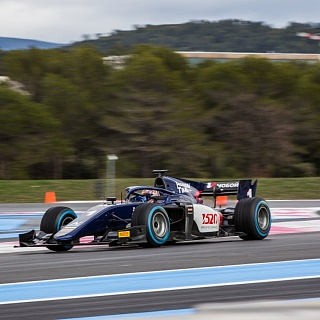 Artem Markelov, Russian Time, Test F2 Paul Ricard 2018-4273.jpg