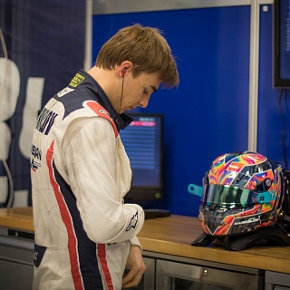 Artem Markelov, Russian Time, F2 Barcelona Test 2017-7906.jpg