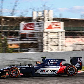 Artem Markelov, Russian Time, GP2 Test Barcelona 2016-6349.jpg