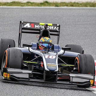 Artem Markelov, Russian Time, GP2 Test Barcelona 2016-2142.jpg