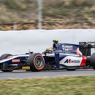 Artem Markelov, Russian Time, GP2 Test Barcelona 2016-1250.jpg