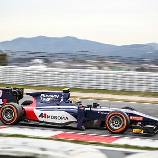 Artem Markelov, Russian Time, GP2 Test Barcelona 2016-1123.jpg