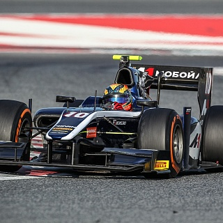 Artem Markelov, Russian Time, GP2 Test Barcelona 2016-4545.jpg