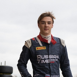 Artem Markelov, Russian Time, GP2 Test Barcelona 2016-4668.jpg