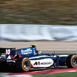 Artem Markelov, Russian Time, GP2 Test Barcelona 2016-5171.jpg
