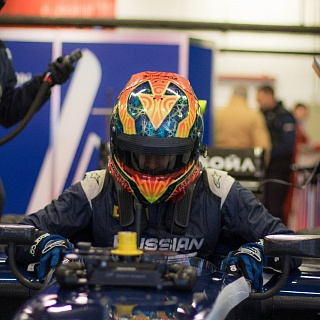 Artem Markelov, Russian Time, GP2 Test Barcelona 2016-4630.jpg