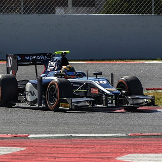 Artem Markelov, Russian Time, GP2 Test Barcelona 2016-2997.jpg