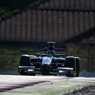 Artem Markelov, Russian Time, F2 Barcelona Test 2017-7628.jpg