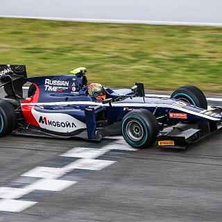 Artem Markelov, Russian Time, GP2 Test Barcelona 2016-4399.jpg