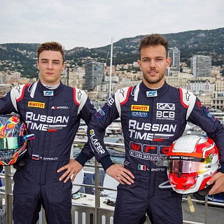 Artem Markelov, Luca Ghiotto, Russian Time, Monaco 2017-1094.jpg