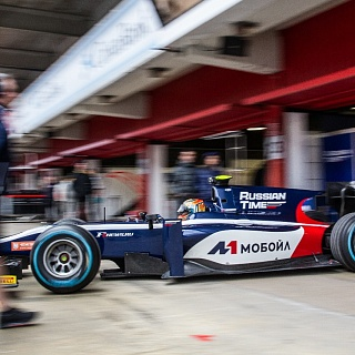 Artem Markelov, Russian Time, GP2 Test Barcelona 2016-2647.jpg