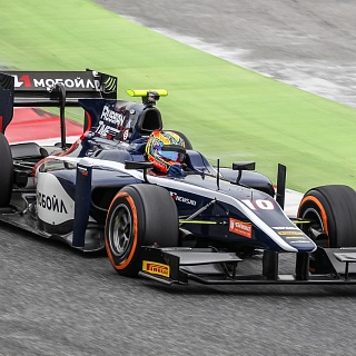Artem Markelov, Russian Time, GP2 Test Barcelona 2016-1626.jpg