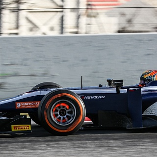 Artem Markelov, Russian Time, GP2 Test Barcelona 2016-6548.jpg