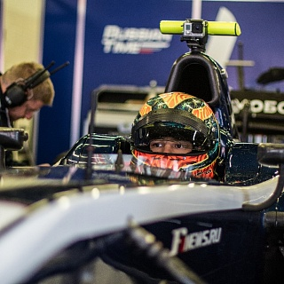 Artem Markelov, Russian Time, GP2 Test Barcelona 2016-4597.jpg