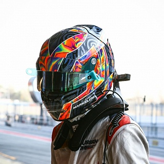 Artem Markelov, Russian Time, F2 Barcelona Test 2017-6519.jpg