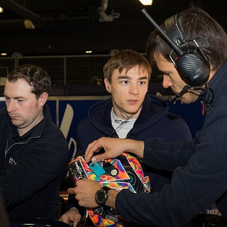 Artem Markelov, Russian Time, F2 Barcelona Test 2017-6200.jpg