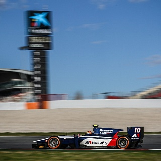 Artem Markelov, Russian Time, GP2 Test Barcelona 2016-6107.jpg