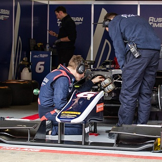 Artem Markelov, Russian Time, F2 Barcelona Test 2017-4341.jpg