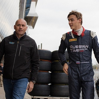 Artem Markelov, Russian Time, GP2 Test Barcelona 2016-4662.jpg